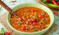 Mexická polievka  Chilli Con Carne