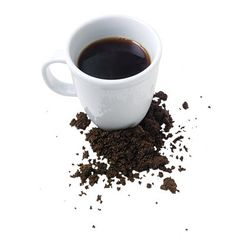 Stash the leftovers from your morning pot of joe for crafting, cleaning, gardening and insect control. See our 10 uses for used coffee grounds from the pros at This Old House. Uses For Coffee Grounds, Coffee Uses, Fresh Coffee, Coffee Coupons, Dark Wood Furniture, Furniture Scratches, Old Houses, Abandoned Houses, Helpful Hints