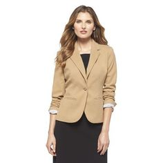 Tan Blazer Womens Photo Album - Reikian