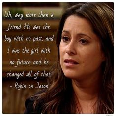 #GH #GH50 *Fans if used please keep/give credit (alwayzbetrue)* Robin talks about Jason after learning of his death