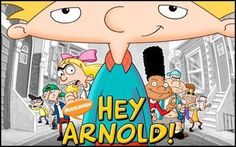 Hey Arnold is probably my favorite cartoon show of all time! The thing I like about it is the urban feel to it living in the city! I love all the characters. Too bad they don't really play this cartoon anymore.