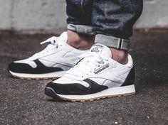Summer Factory Reebok Classic CL LEATHER MN Trainers