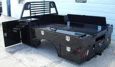 Utility truck bed ideas 25 New Ideas Truck Flatbeds, Truck Camper, Diesel Trucks, Lifted Trucks, Cool Trucks, Pickup Trucks, Lifted Chevy, Chevy Trucks, Truck Boxes