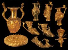 As more and more gold treasure comes from the ground in Bulgaria