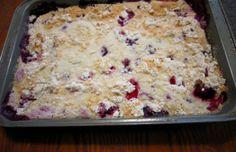 3 ingredient fruit cobbler | fruit cobbler met maar 3 ingredienten 09 augustus 2012 cobbler ...