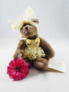 Boyds Bears Judith G. Collection Retired and Rare Unique