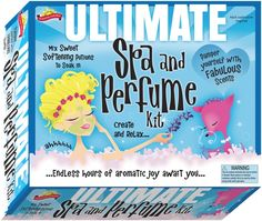 Scientific Explorer Ultimate Spa And Perfume Kit $27.85 #coupay #beauty #womens
