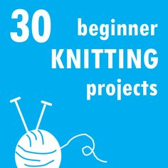 Knitting for beginners: A roundup of 20 easy knitting projects : beyond scarves. Knitting for beginners: A roundup of 20 easy knitting projects : beyond scarves. : Knitting for beginners: A roundup o. Beginner Knitting Patterns, Beginner Knitting Projects, Knitting Basics, Knitting Blogs, Sewing For Beginners, Loom Knitting, Baby Knitting, Sewing Projects, Start Knitting