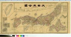 大日本帝國全圖:明治36年(1903)