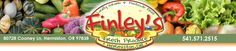 For my Hermiston friends:  Finley's Fresh Produce -  CSA (community supported agriculture) - Tim and I are trying this out this season!