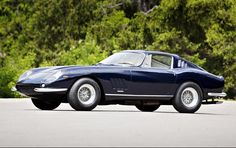 1967 Ferrari 275 GTB/4 to be auctioned off at Pebble Beach this summer. Get pre-approved with Premier Financial Services today. #PebbleBeach #Auction #Ferrari