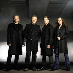 See a theme?  I love music with beautiful harmonies...and these guys sure make beautiful music