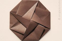 Braided Tatou / Envelope Tutorial