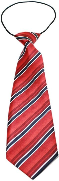 Mirage Pet Products Big Dog Neck Tie, Red Plaid - Chewy.com