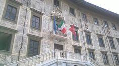 Ex Palazzo della Carovana, oggi Scuola Normale Superiore, piazza dei Cavalieri a Pisa