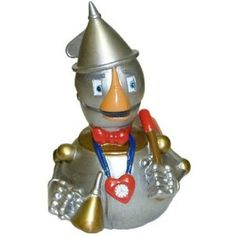 Tinman rubber duck!