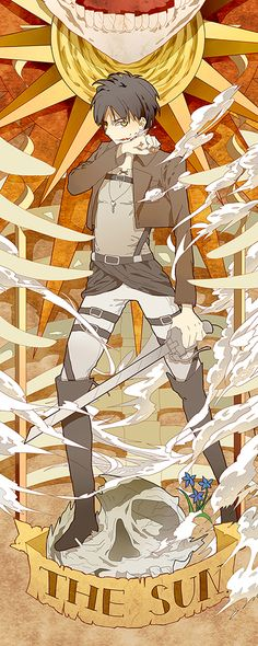 Eren ♡ | Shingeki no Kyojin (Attack on Titan / Ataque de los Titanes) #anime