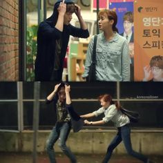 Cheese In The Trap. This whole moment was so perfect!!!!