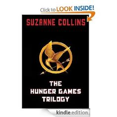 Amazon Kindle Book Deal ~ All 3 Books for $18.99 ~ The Hunger Games Trilogy [Kindle Edition]  Suzanne Collins (Author)