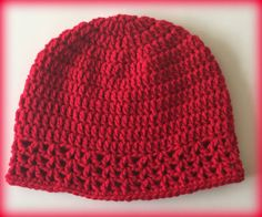 Soft Hat any size from preemie to adult hat by McDermottTreasures