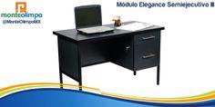 Módulo Elegance Semiejecutivo III http://www.monteolimpo.com.mx