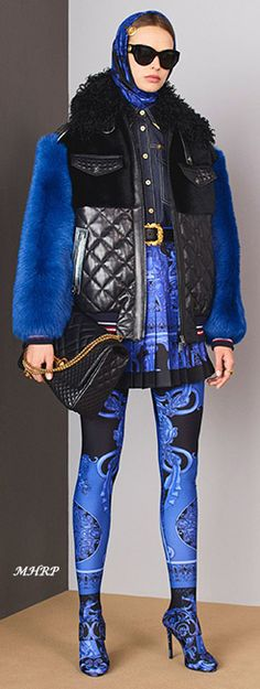 Versace-Pre-Fall-18 - image from vogue.com