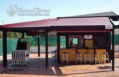 Chiringuitos casetas y kioscos de madera www for Alquiler chiringuito madera