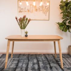 Shop for Christopher Knight Home Nyala Natural Oak Finish Wood Dining Table. Get free shipping at Overstock.com - Your Online Furniture Outlet Store! Get 5% in rewards with Club O!