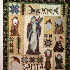 Old World Santas