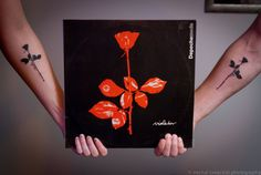 "tanznacht: "" Depeche Mode : Violator """