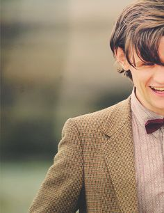 Oh, Matt. Why do you have to be so adorkable? Don't get me wrong, I'm not objecting or anything......