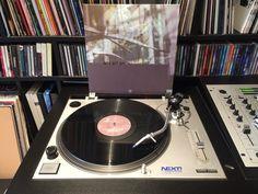 Fijn, fijn housealbum door Brawther genaamd Endless. #vinyl #vinylcollection