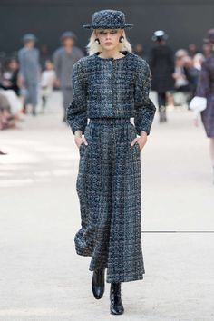 Chanel, Осень/Зима 2017, Париж, Haute Couture