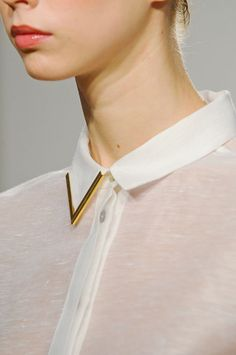 THE SHADY SIDE Collar Clip
