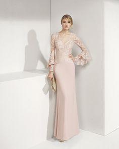 75f3d64497 15 mejores imágenes de vestidos Rosa Clara   Fiesta