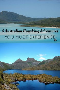 Here are 5 Australian kayaking adventures you must experience in your lifetime. I love kayaking as I travel, & Australia has so many kayaking opportunities. Visit Australia, Australia Travel, South Australia, Amazing Destinations, Travel Destinations, Kayak Adventures, Outdoor Adventures, New Zealand Travel, Travel Guides