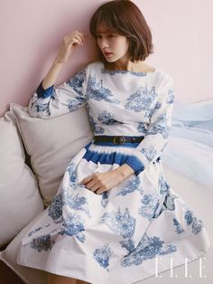 Jung So Min 정소민 – Sesión de fotos para la revista Elle Korea Jung So Min, Ali Wong, Li Bingbing, Constance Wu, Kim Woo Bin, Prom Night, Aesthetic Girl, Korean Actresses, All About Fashion