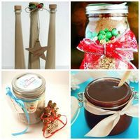 Gifts from the Kitchen: 25 Edible Holiday gifts in a jar