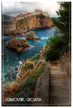 Dubrovnik, Croatia.  Can't wait to visit again