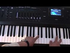 How to play If I Could Fly by One Direction on piano - If I Could Fly Pi...