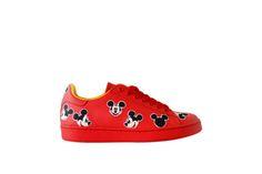 MOA sneakers: i modelli primavera 2016 ispirati a Mickey Mouse (foto) - News e curiosità dal mondo della moda del design e lifestyle | www.modalab.it