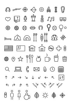 Lotsmore in Icons, Symbols & Pictograms
