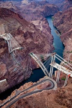 Bridge at Hoover Dam Jamey Stillings