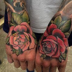 Matt Webb / Hand roses