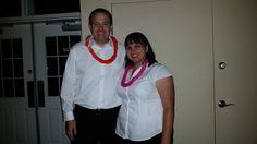 Two of our wonderful volunteers