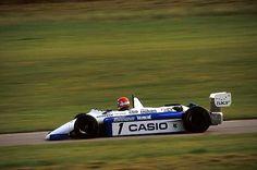 "Mike Thackwell - Ralt RH6 Honda/Mugen - Ralt Racing Ltd - XXVIII B.A.R.C. ""200"" 1984 - XII P & O Ferries Jochen Rindt Trophy - European F2 Championship, Round 3 - © Sutton Motorsport Images"