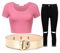 """""""Untitled #424"""" by pound2lafreek on Polyvore featuring Boohoo and Dsquared2"""