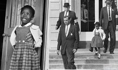 But it really does not sink in until you see how young she looks today, that you realize that the Civil Rights movement did not happen that long ago.