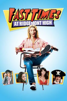 Tap Poster to detail & you can Watch Full Fast Times at Ridgemont High For Free - Watch HD Quality Movies Online