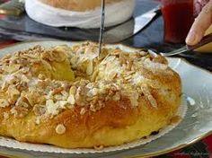 Bolo Rainha (Queen's Cake) - Christmas Cake, Portugal